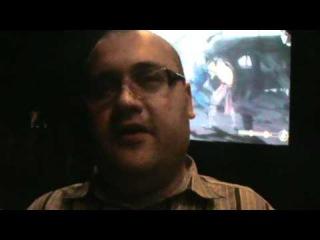 Интервью с Андреем Егоровым на RUSFRAG GAME PARTY