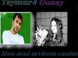 Teymur ft Gunay--Men Seni Sevirem Canim (2012)