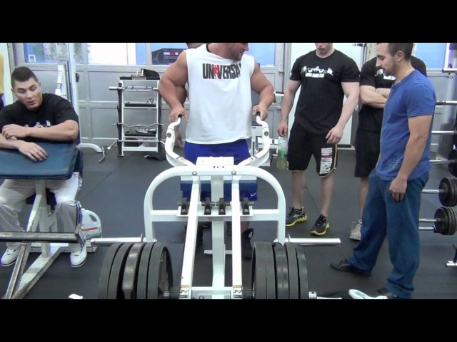 ANTOINE VAILLANT - MONTREAL ABC @ ARCHIES GYM