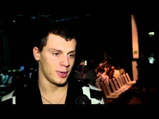 Иван Барзиков на показе LO