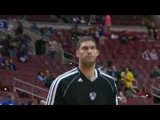NBA CIRCLE - Brooklyn Nets Vs Philadelphia 76ers Highlights