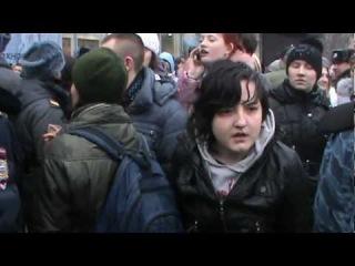 Гей-пикет Воронеж. Как это было на самом деле ч. 1