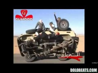 These Saudi Arabs Clearly Don't Give A F**k Pt. 2! (Drifting)