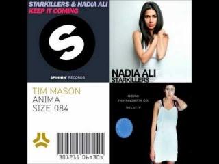 Starkillers & Basto ft. Nadia Ali Vs Tim Mason & NBTG - Keep Missing Anima (Alex Now Mash-Up)