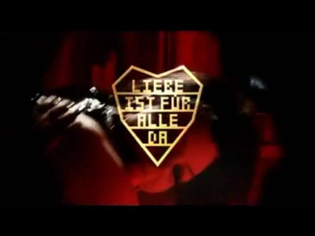 Rammstein - Trailer Sado Maso 20s Album Liebe ist fur alle da