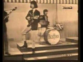 LOS BESTIAS Original Clip 1967 TV Canal 13 Argentina
