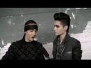Humanoid City Live Amazon.de interview with Tokio Hotel — смотреть онлайн видео, бесплатно!
