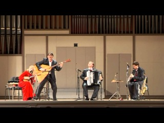 П. Фроссини -  Веселый кабальеро. Quartette Phoenix.