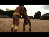 Folk Wrestling- Xingu Indian Wrestling (Huka Huka)