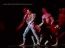 Freddie Mercury live performance with the Royal Ballet Bohemian Rhapsody at London Coliseum 07 10 79