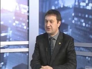 И.Н. Сухарев в эфире ГТРК