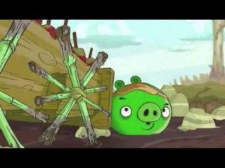 Angry Birds Toons/Злые птички(2013)- Эпизод №2/Сезон 1