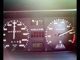 Golf 2 gti 16v turbo.... accel test... at 0.65bar