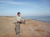 Пеленгас, Азовское море, Арабатская стрелка 20.10.2007
