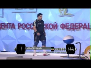 Мужчины 105+ Рывок. 16-19.12.2011/г.Белгород= Гран-при Кубок президента России