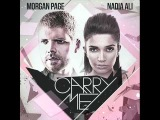 Вышел наконец-то) Morgan Page feat. Nadia Ali -- Carry Me (Nilson &amp The 8th Note Remix)