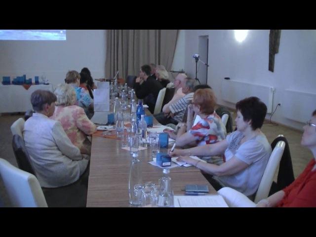 COLWAY Česká Republika školící víkend v Hukvaldech
