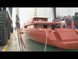Picchiotti - Perini Navi Group - Motor Yacht Picchiotti 55 meter Vitruvius Ice Class