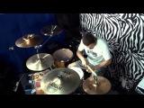 Skrillex - Bangrang drum cover