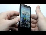 UMI X1 краткий видео обзор телефона Android 4 0 MTK6577 720p