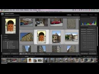 http://vk.com/youcancanon - Lightroom. Урок 1 - Импорт фотографий в Лайтрум
