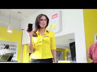 Евросеть раскрывает секреты съемки ролика Alcatel 993D