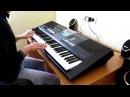 Loreen Ephoria tutorial piano by Toffa Alimoff