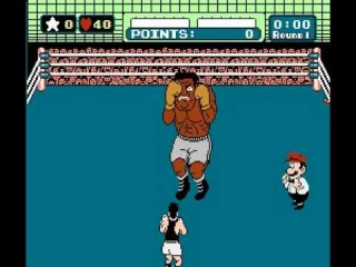 Mike Tyson's Punch-Out!! (Another World Circuit mode). Прохождение