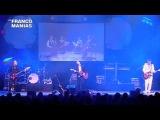 Concert d'Aldebert aux Francomanias de Bulle (extraits)