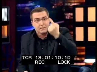 Миронов  Багиров на НТВ (ЗАПРЕЩЕННАЯ ПРОГРАММА)
