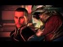 Mass Effect 3 DLC Citadel (Цитадель) - Похороны Тейна Криоса