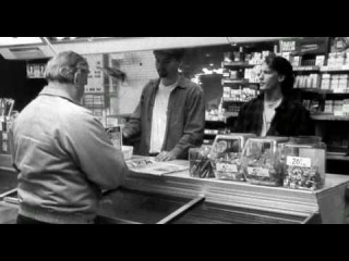 Best movie scenes and dialogues: Clerks - Does your title dictates your behavior?