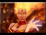 Fiery Soul of the Slayer - Lina Item (Full Preview)