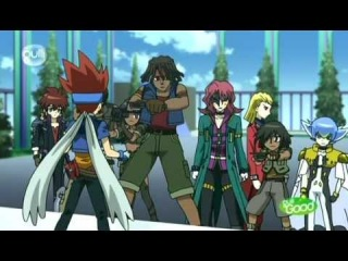 Beyblade Metal Masters episode 45 [francais]