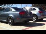 Audi S4 B7 - Stratmosphere Exhaust