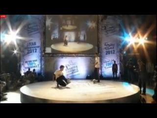 ARAB Head&Shoulders 2013 FINAL - Ammar Freez vs Zaid Al Issawi + Celebration