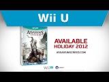 Wii U - Assassin's Creed III Trailer 2