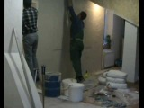Декоративная штукатурка Графито - отделка стен