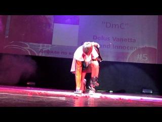 Higan 2012 - Dante (Devil May Cry) (720p) ( Videographer Yui_Tsuki)