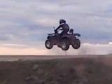 ATV Stels 500 GT
