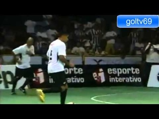 Amazing Goal Falcao Faz !!! - Futsal - FALCÃO FAZ GOL INCRÍVEL Increible 18.12.2012 lambretta