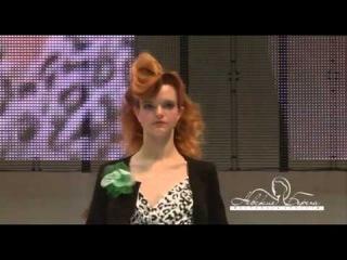 Женские мастера Модная категория 1-й вид. Дневная прическа Учащиеся
