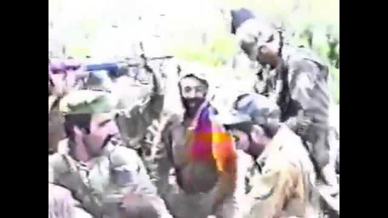 ♰ Azgi pashtpan ♰ Армянские Фидаи, 1992 год