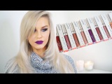 Colourpop Ultra Matte Lips  First Impressions + Swatches
