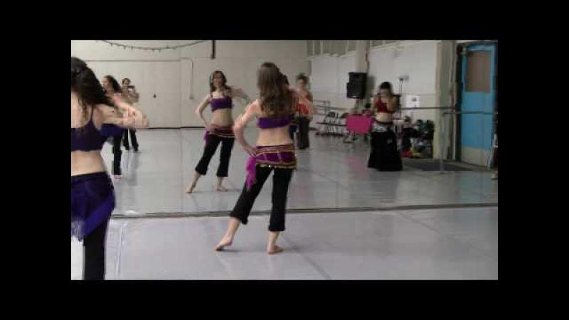 Studio Ayoub - Tabla Sukkarah - Maria Wednesday Belly-Dance