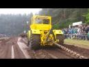 Русские трактора против Американских и Европейских Treck Banzkow