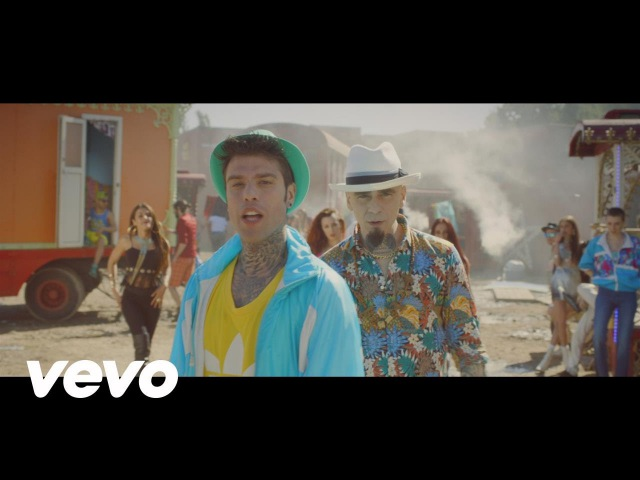 J-AX Fedez - Vorrei ma non posto (Official Video)