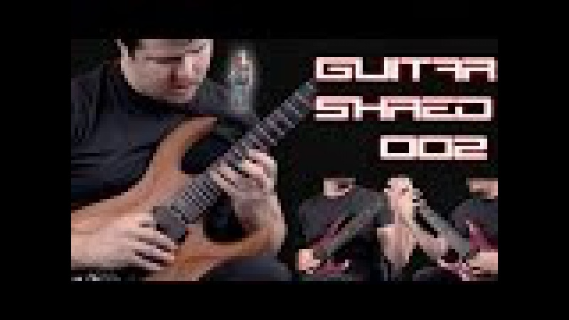 Shred Guitar 002 - Dylan Furr Plays 7 6 String Guitars