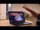 Intel RealSense technology Warrior Wave Demo hand segmentation