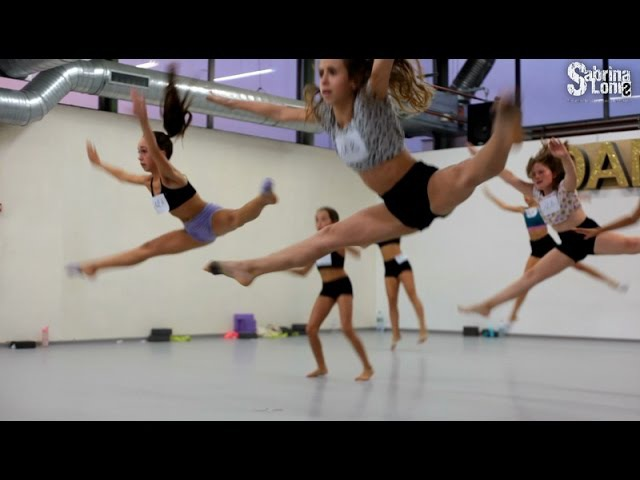 Audition classe concours 2017- Lyrical contemporary jazz | choreo @SabrinaLonis